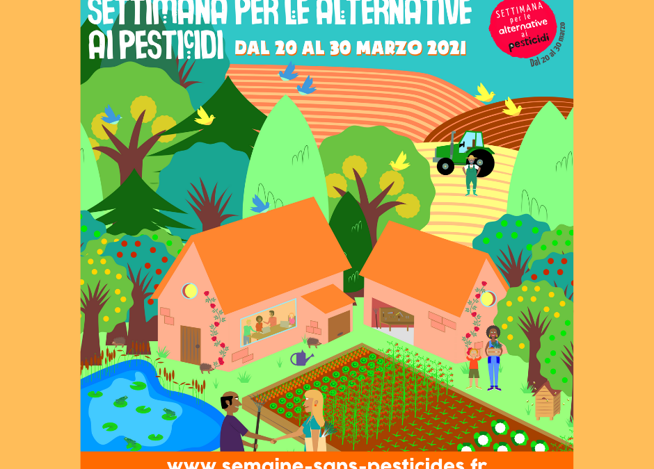 Settimana per le alternative ai pesticidi